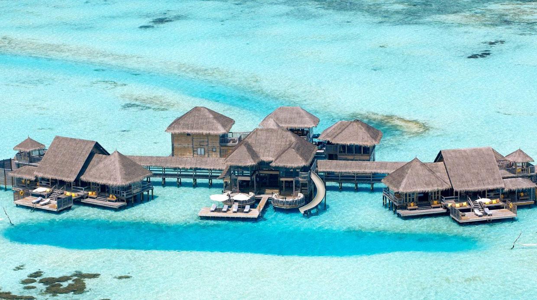 Este hotel de las maldivas fue elegido como el mejor del for El mejor hotel de islas maldivas