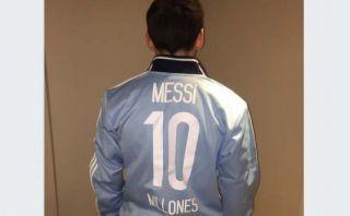 Instagram: Lionel Messi llega a los 10 millones de seguidores