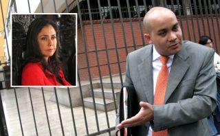 Roy Gates: Es una posibilidad asumir defensa de Nadine Heredia