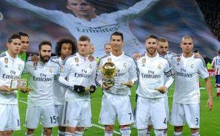 Cristiano Ronaldo y Real Madrid nominados a los Premios Laureus