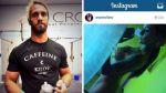 Facebook: fotos íntimas de luchador y modelo avergüenzan la WWE - Noticias de dave schultz