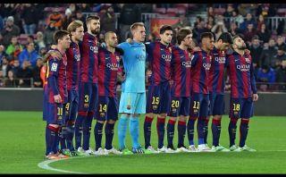 """Messi por uno de sus compañeros: """"La toca mucho mejor que yo"""""""