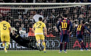 Lionel Messi: ¿por qué dejó a Neymar patear penal en Barcelona?