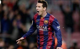 Messi a punto de ser rey histórico de asistencia en Liga BBVA