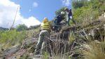 Cadáver de ingeniero de Senasa fue hallado en represa - Noticias de accidente en huancavelica