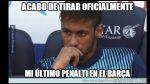 Barcelona y los memes de su victoria sobre el Villarreal - Noticias de gerard saillant