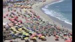 Detectan venta de alcohol y cobros indebidos en playas del sur - Noticias de vóley