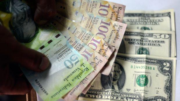 Venezuela: dólar libre cuesta 27 veces más que la tasa oficial