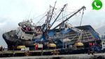 WhatsApp: 15 heridos tras zozobrar una embarcación en Chimbote - Noticias de lancha industrial