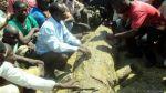 El hombre que se vengó del cocodrilo que devoró a su esposa - Noticias de adam lanza