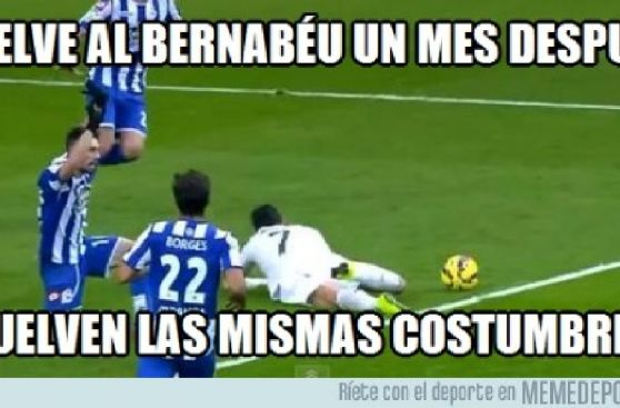 Real Madrid: los memes del triunfo y de la vuelta de Ronaldo
