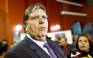 Alan García dice que Perú perdió con los sucesos de Pichanaki
