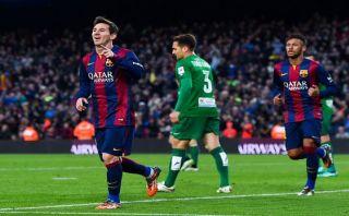 Messi y sus increíbles récords en 500 partidos con el Barcelona