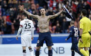 Zlatan Ibrahimovic se tatuó excesivamente el cuerpo: ¿Por qué?