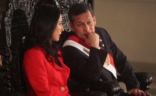 """Ollanta Humala está """"preocupado"""" por investigación a Nadine"""
