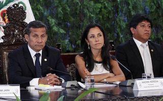 Gana Perú ve trasfondo electoral en denuncias contra Humala
