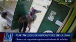 Marcas le robaron S/.40 mil a empresaria en Sullana [VIDEO] - Noticias de banda de marcas
