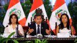 Peligrosa terquedad presidencial, por Juan Paredes Castro - Noticias de cambios ministeriales