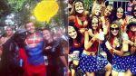 Instagram: superhéroes invadieron el Carnaval de Brasil (Fotos) - Noticias de rey momo