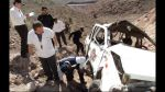 Moquegua: esposos murieron tras desbarrancarse camioneta - Noticias de accidentes en carreteras