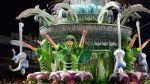 Zamba y color: arrancan los desfiles en el Carnaval de Río - Noticias de herido de bala