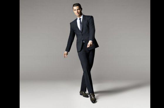 Cristiano Ronaldo presenta su nueva marca de zapatos