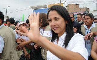 """Nadine Heredia: """"Mi defensa presentó hoy un hábeas corpus"""""""