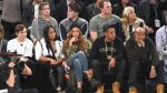 Las celebridades disfrutaron del All Star Game de la NBA - Noticias de christine taylor