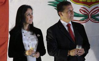 "Ollanta Humala le pidió al fiscal del Caso Nadine ""enmendar"""