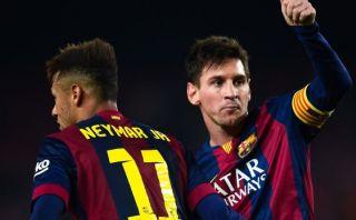 Barcelona: Neymar y Messi para mejorar imagen en Latinoamérica