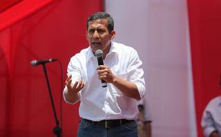 Humala emplazó a candidatos a decir si seguirán política social