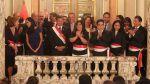 Ollanta Humala les agradeció a ex ministros por sus servicios - Noticias de empresas petroleras
