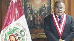 Congreso evaluará el caso del miembro del CNM Máximo Herrera - Noticias de poder legislativo