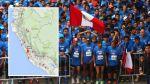 ¿Correrías una maratón? Mira el calendario de carreras 2015 - Noticias de sedapal