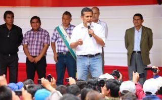 Ollanta Humala: Se aprovechan porque Nadine no tiene inmunidad