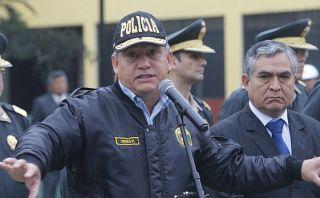 Daniel Urresti: Por las colas, Maduro me recuerda a Alan García