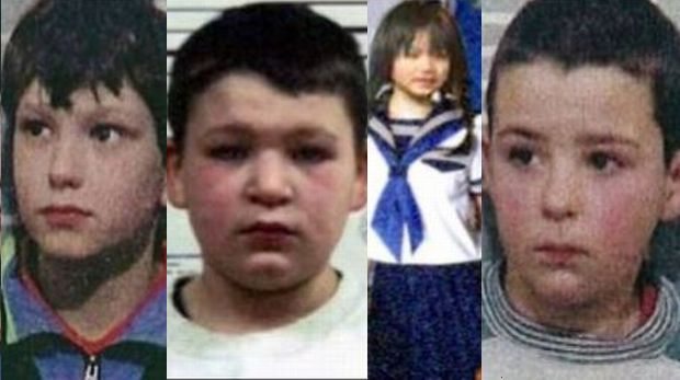 jordan brown niño asesino