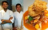Chef Jaime Pesaque abre Pacífico en Milán