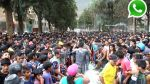 WhatsApp: suspenden carnavales en Huánuco por actos vandálicos - Noticias de camisetas de fútbol