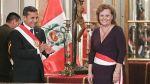 Rosa María Ortiz ya inició cambios de personal en el Minem - Noticias de jorge merino tafur
