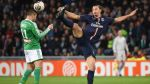 Ibrahimovic fue sancionado con dos partidos por juego violento - Noticias de zlatan ibrahimovic