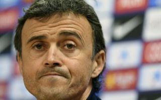 Barcelona: Luis Enrique evita polémica con Messi en conferencia