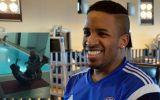 Farfán y el entrenamiento en casa con su personal trainer