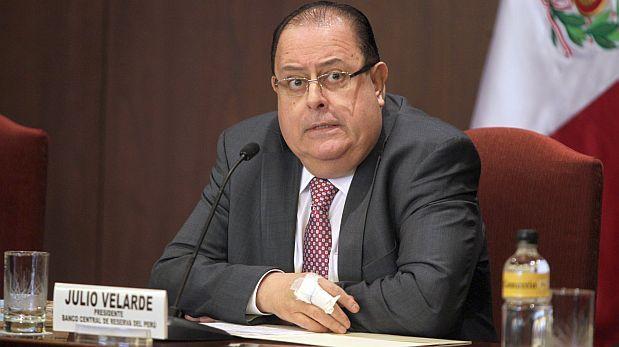 BCR: Economía peruana habría crecido 4,7% en abril