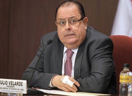 Velarde dice que fallo del TC pone en riesgo autonomía del BCR