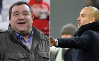 "Agente de Ibrahimovic a Pep Guardiola: ""Como persona fue…"""