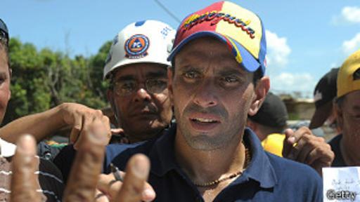 Capriles asegura que el gobierno central obstaculiza su gestión en la gobernación de Miranda.