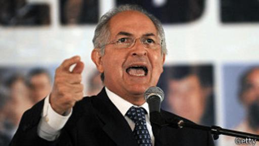 El gobierno venezolano vincula a Ledezma con un supuesto plan golpista.