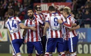 Atlético Madrid goleó 3-0 al Almería por Liga BBVA (VIDEO)