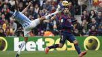 Barcelona perdió 1-0 con Málaga en el Camp Nou por la Liga BBVA - Noticias de liga española